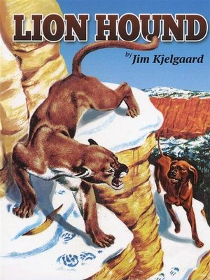 cover image of Lion Hound